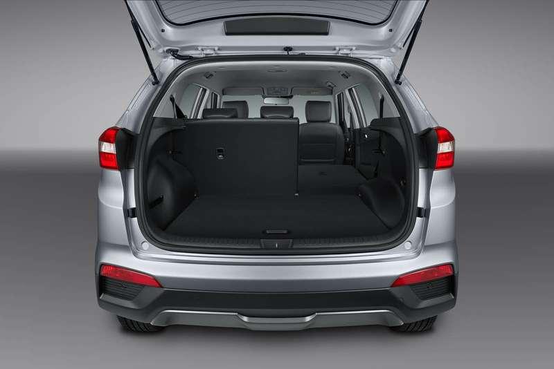 Объявлены комплектации кроссовера Hyundai Creta