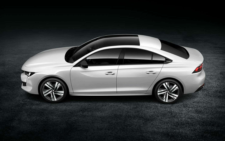 Новый Peugeot 508: французы хотят конкурировать сAudi— фото 847589