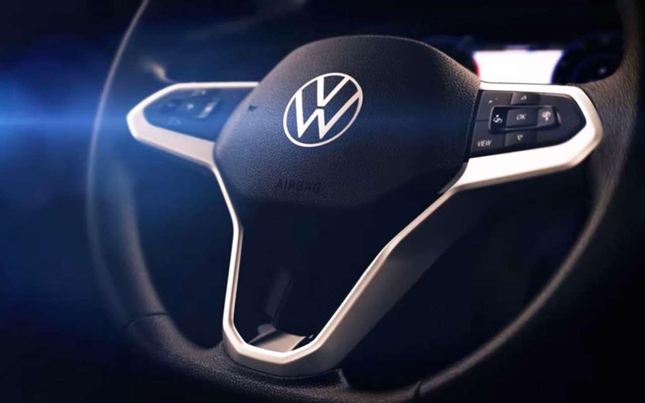 Новое кросс-купе Volkswagen: Nivus слитровым двигателем