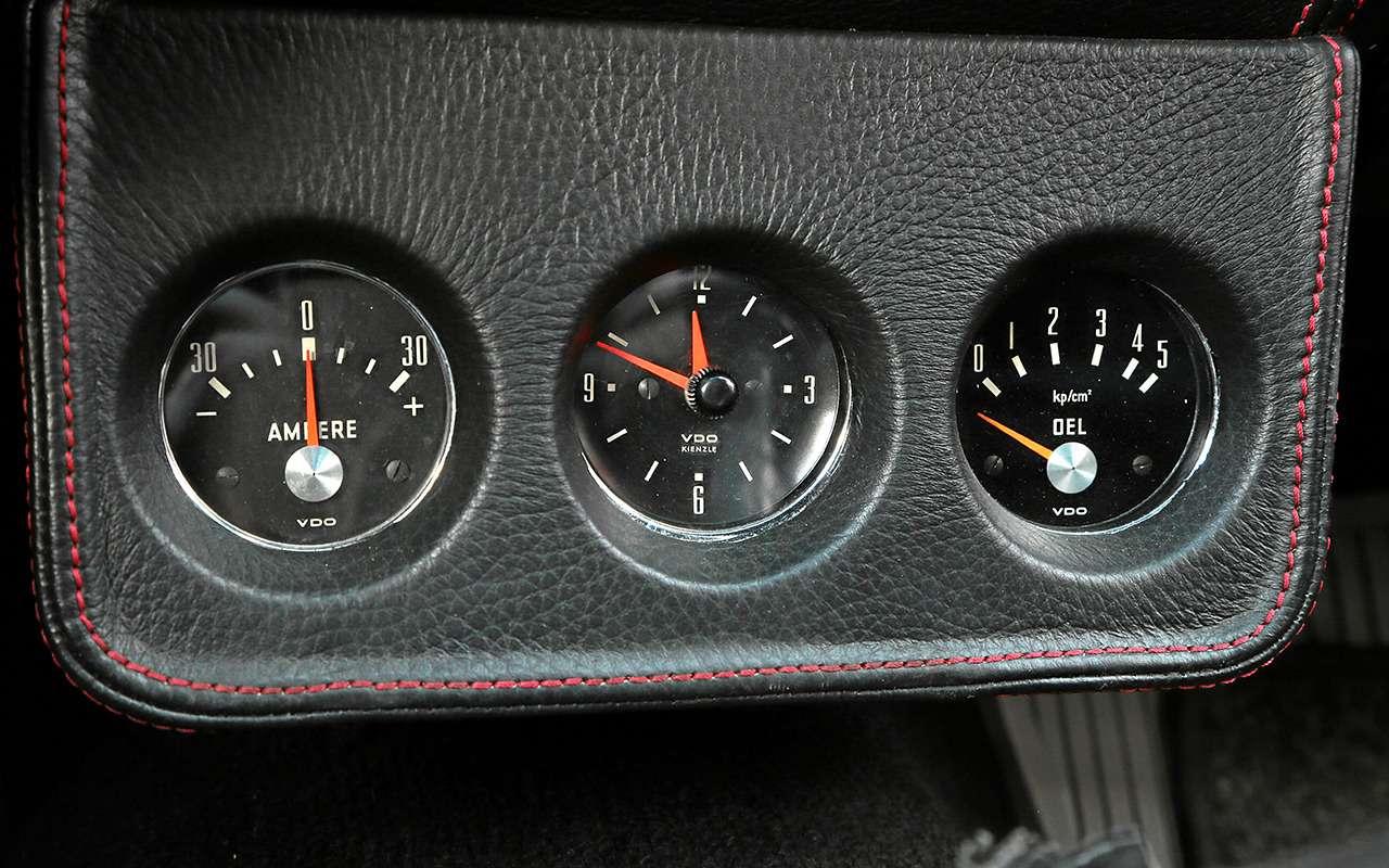 Opel Manta: такой могла быть наша «шестерка»— фото 1244226