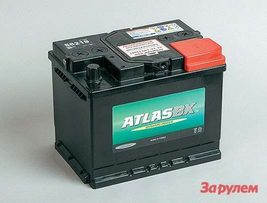 ATLAS BX DYNAMIC POWER