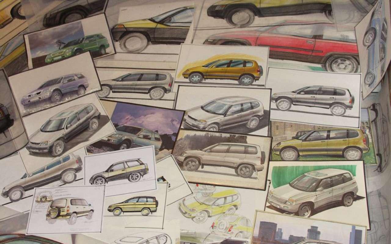 8 невероятных фактов олюбимой Chevrolet Niva— фото 1142899