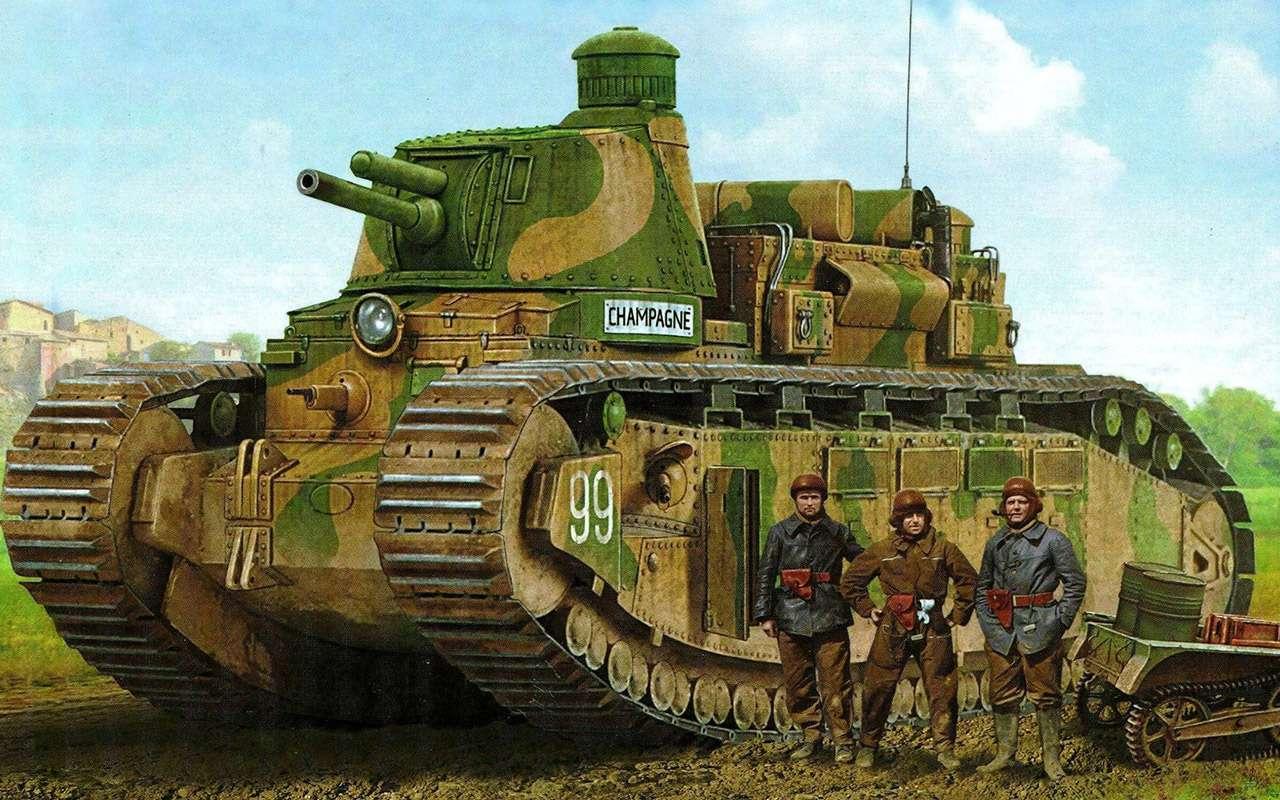 5 самых провальных танков XXвека— фото 966824