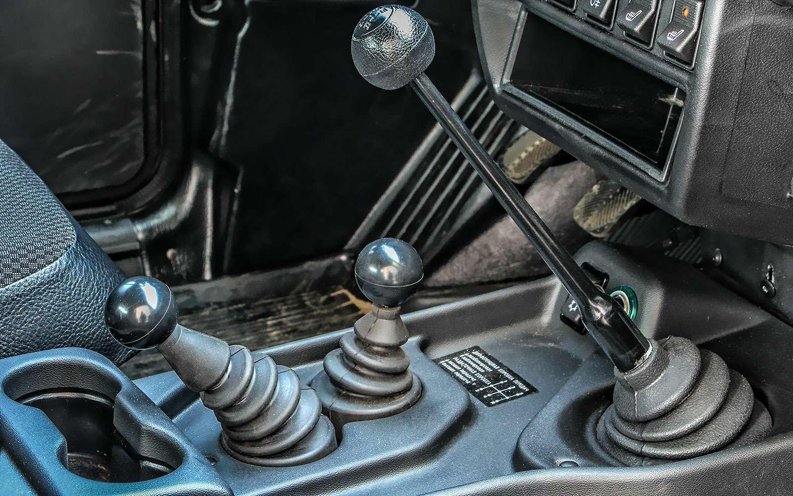 Lada 4x4: есть ли жизнь после сорока?— фото 738068