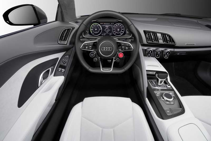 Audi R8 e-tron piloted driving (11)