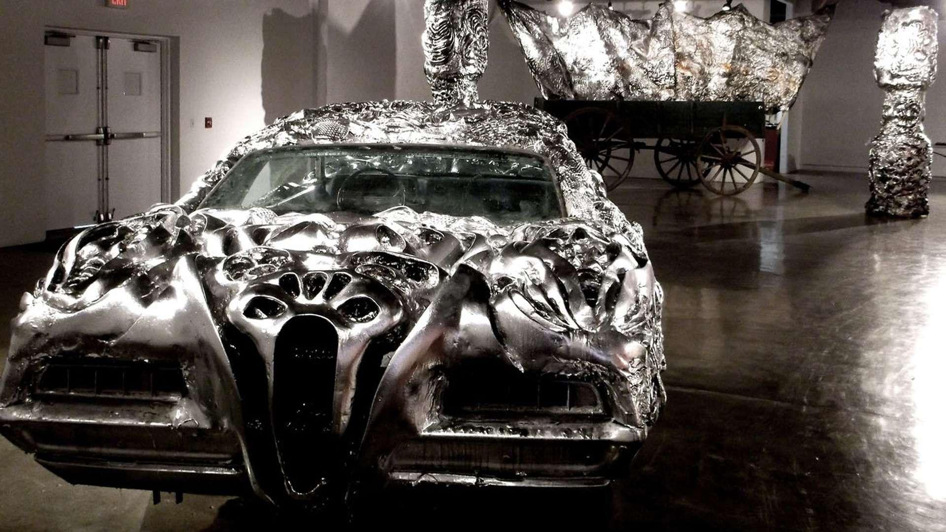 Автомобиль-ужас из3D-принтера: распечатал ипродал— фото 695694