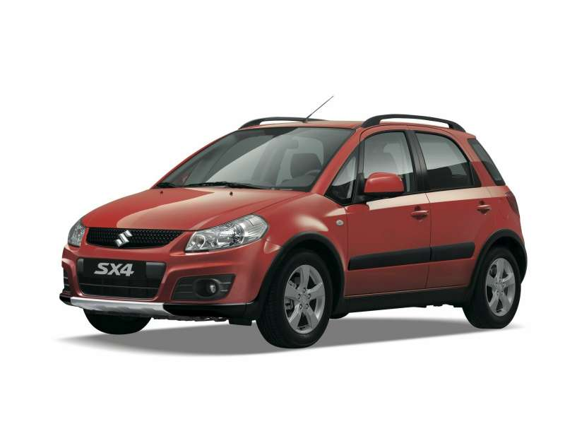 Suzuki_SX4_Hatchback 5 door_2010