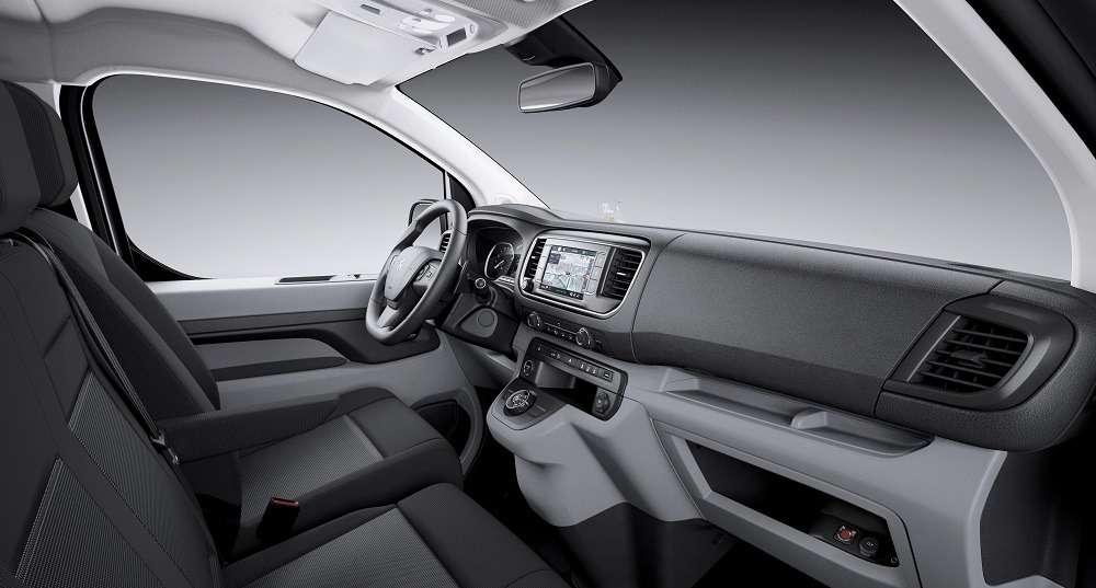 Новые Peugeot Expert иCitroen Jumpy приедут вРоссию вэтом году— фото 691264