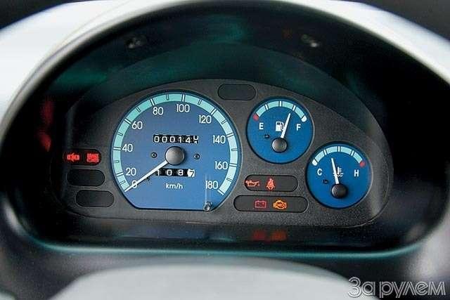 Тест Chery QQ, Daewoo Matiz, Chevrolet Spark. Тройняшки— фото 61107