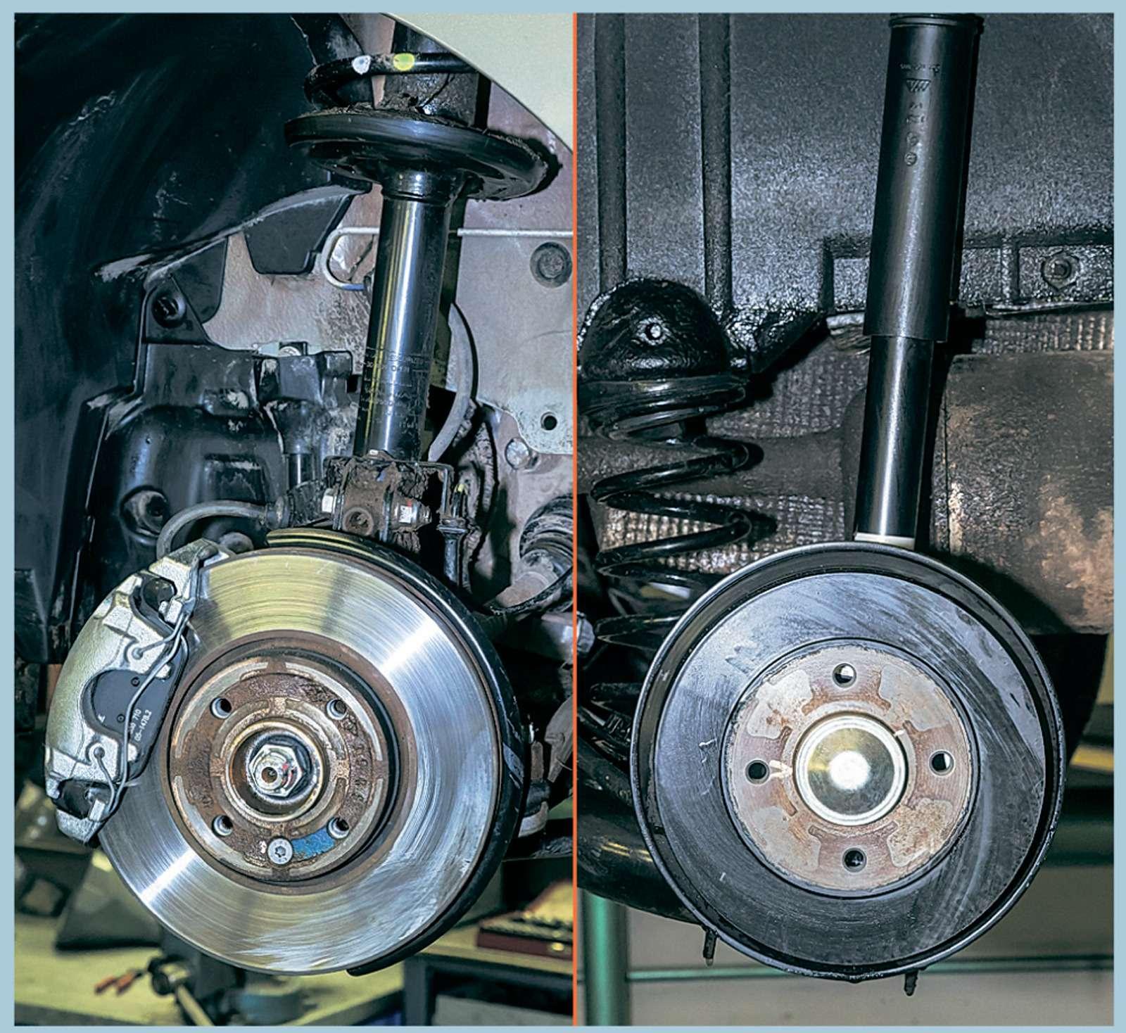 Экс-таз: как Lada XRAY показал себя втесте наремонтопригодность— фото 568505