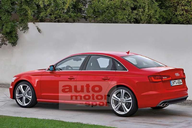 Next Audi A4sedan rendering byAuto Motor und Sport_no_copyright