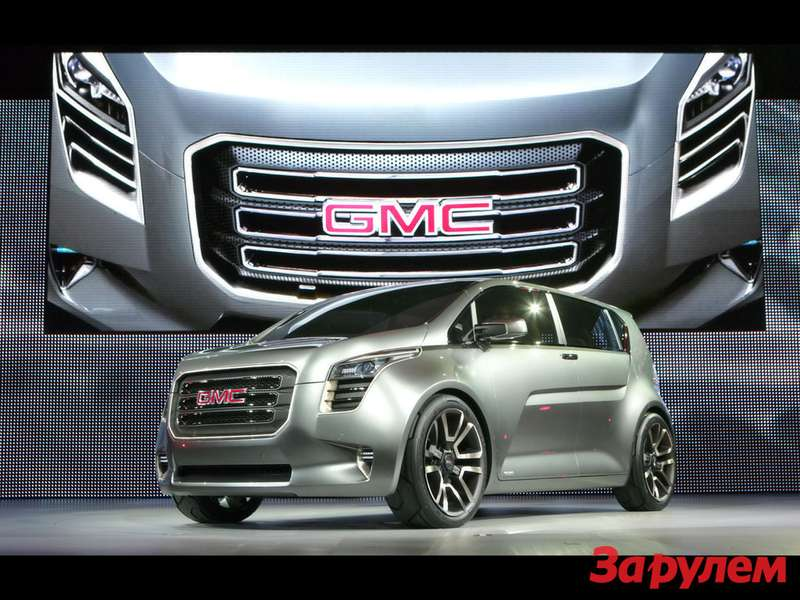 GMC Granite Concept Unveiled at 2010 NAIAS