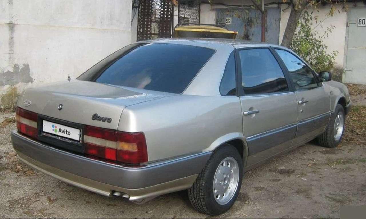 В продаже появилась редчайшая полноприводная Волга смотором V8— фото 1230025