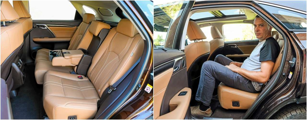 Новый VWTouareg, Land Rover Discovery иLexus RX350: большой тест-драйв— фото 899497