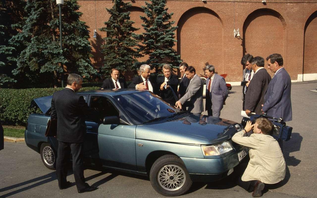 Наш1993-й: ракушки, проект Березовского, штрафные баллы— фото 1150579