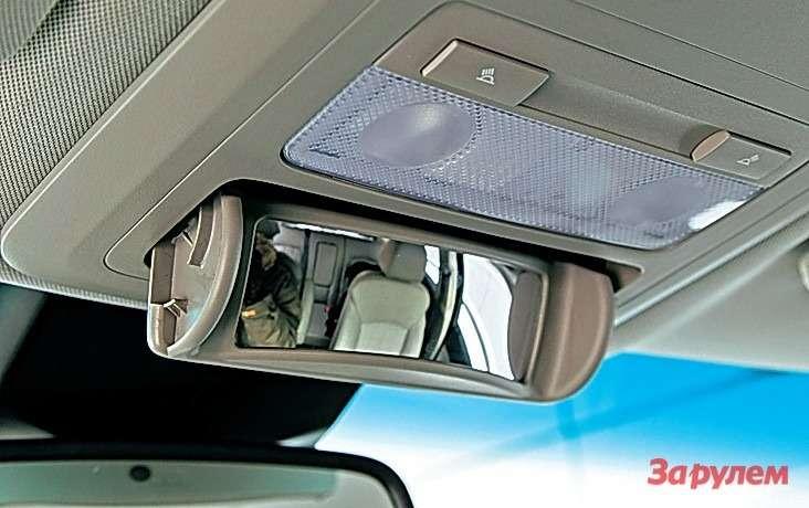 Панорамное зеркало «Орландо» длянаблюдения задетишками назадних рядах незаменимо вдальней поездке.