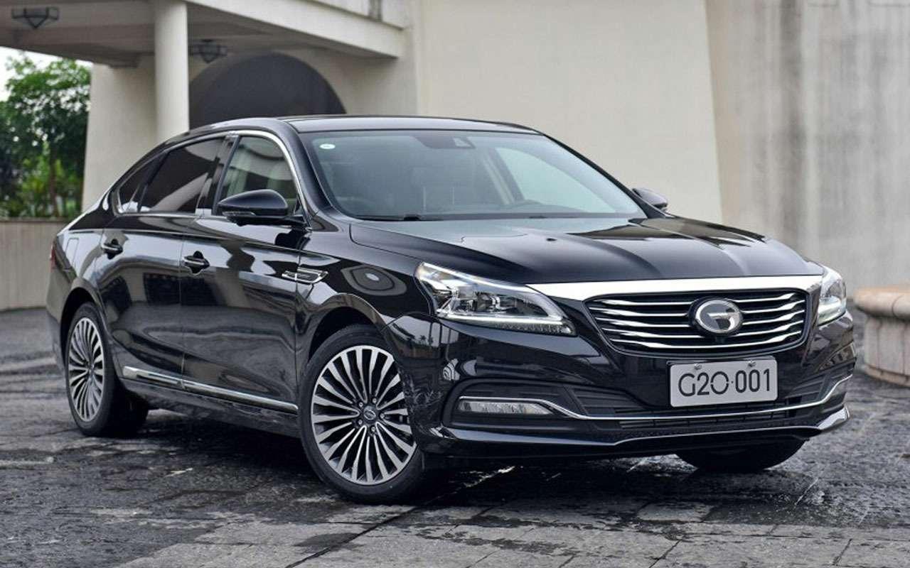 Продать больше, чем BMW: планы нового «китайца» вРоссии— фото 964759
