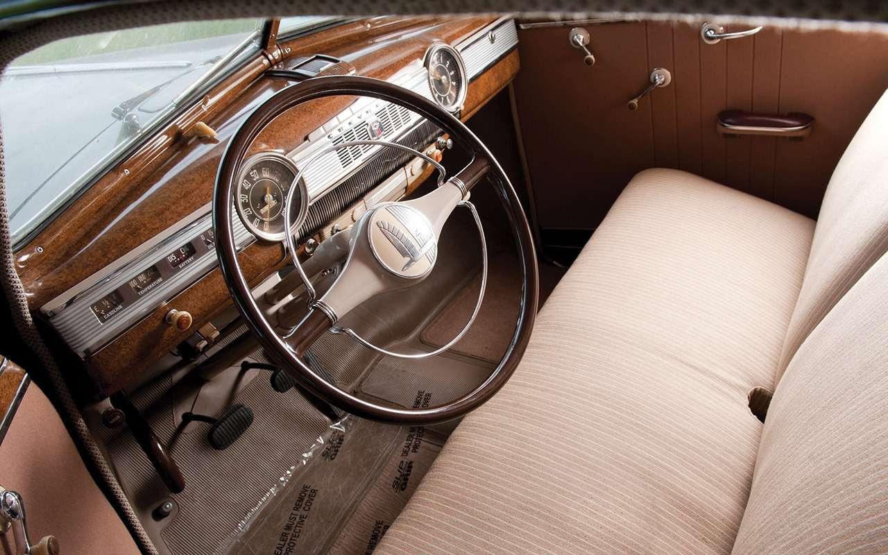 Седан для парткома: удивительная история ГАЗ‑12 ЗИМ - фото 1172418