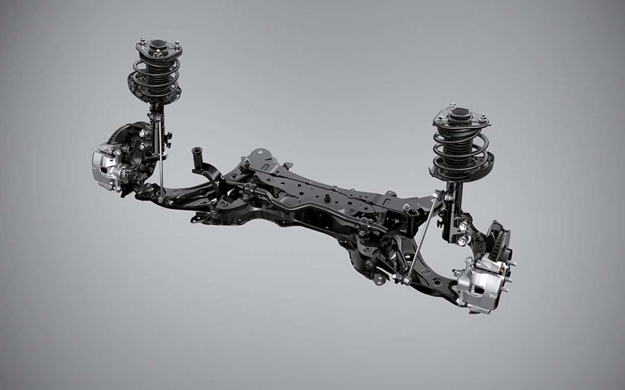 Новая Toyota Corolla появится вРоссии состарым мотором— фото 946751