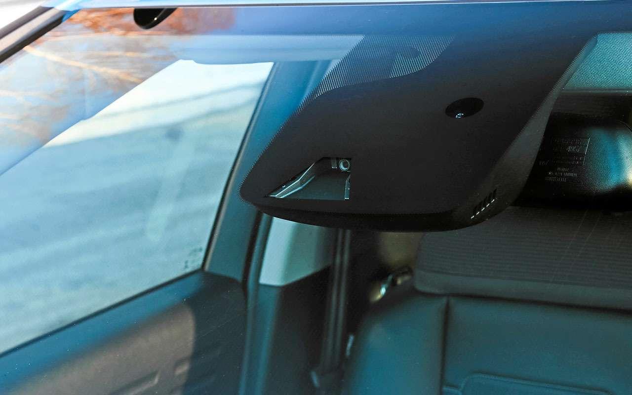 Новые кроссоверы: Citroen C3Aircross сотоварищи— фото 870468