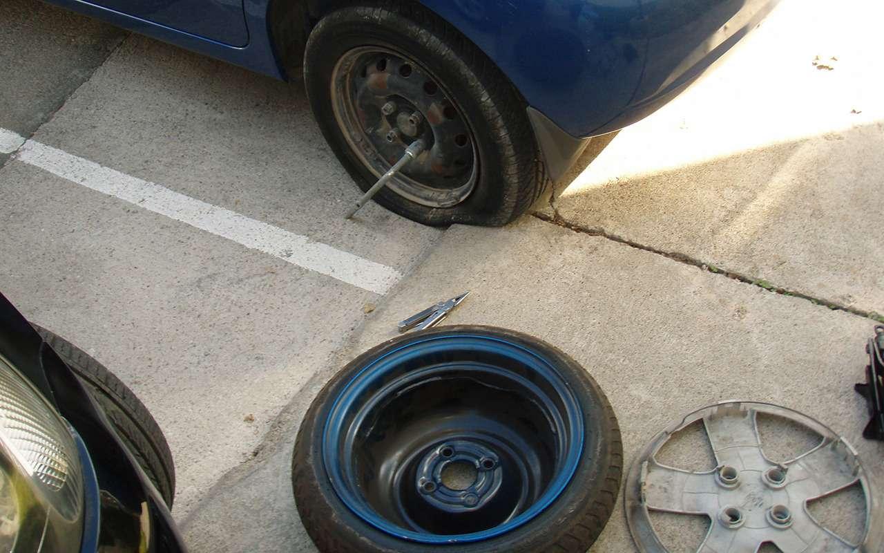 Если колеса разные— когда можно, акогда нет— фото 831012