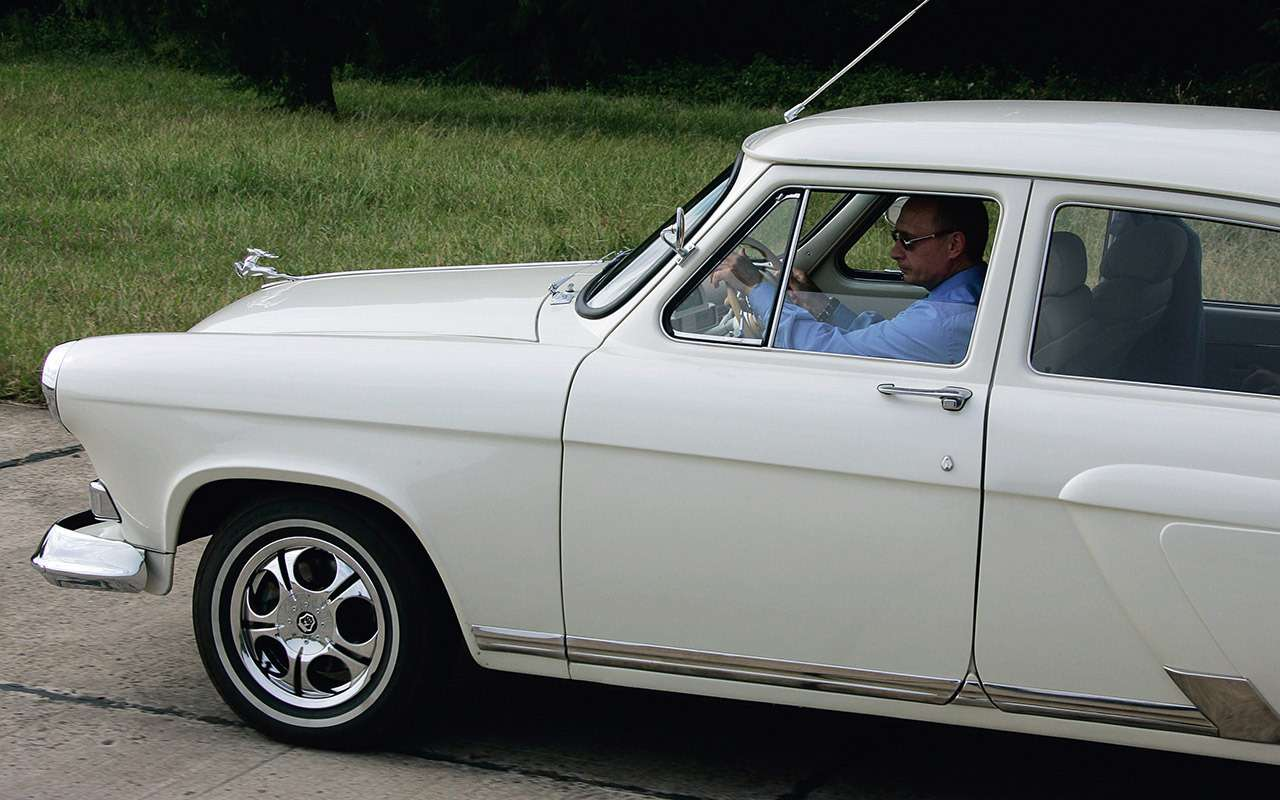 ГАЗ-21: любимая машина Папы Римского, Гагарина иПутина— фото 1116037