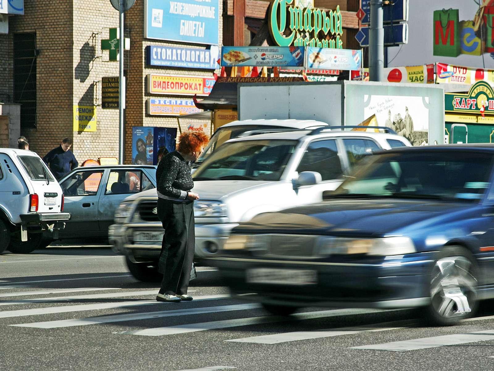 Опрос ZR: пешеходы иводители— партнеры или враги?— фото 591675