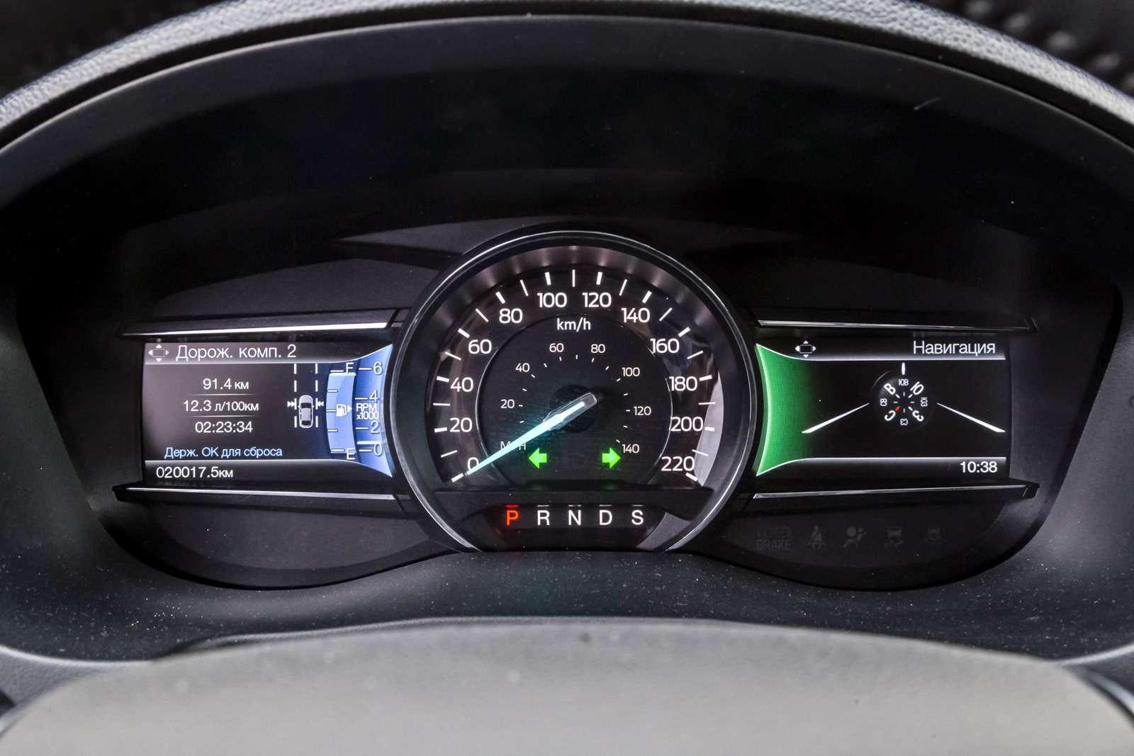 Тест полноразмерных кроссоверов: Honda Pilot, Kia Sorento Prime иFord Explorer— фото 614956