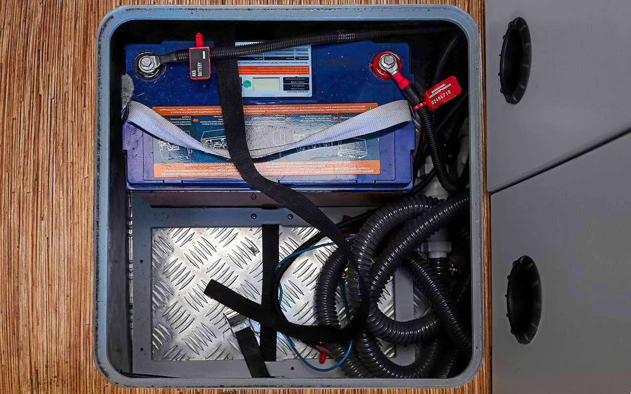 УАЗ, вкотором можно жить: тест-драйв ивидео— фото 1171430