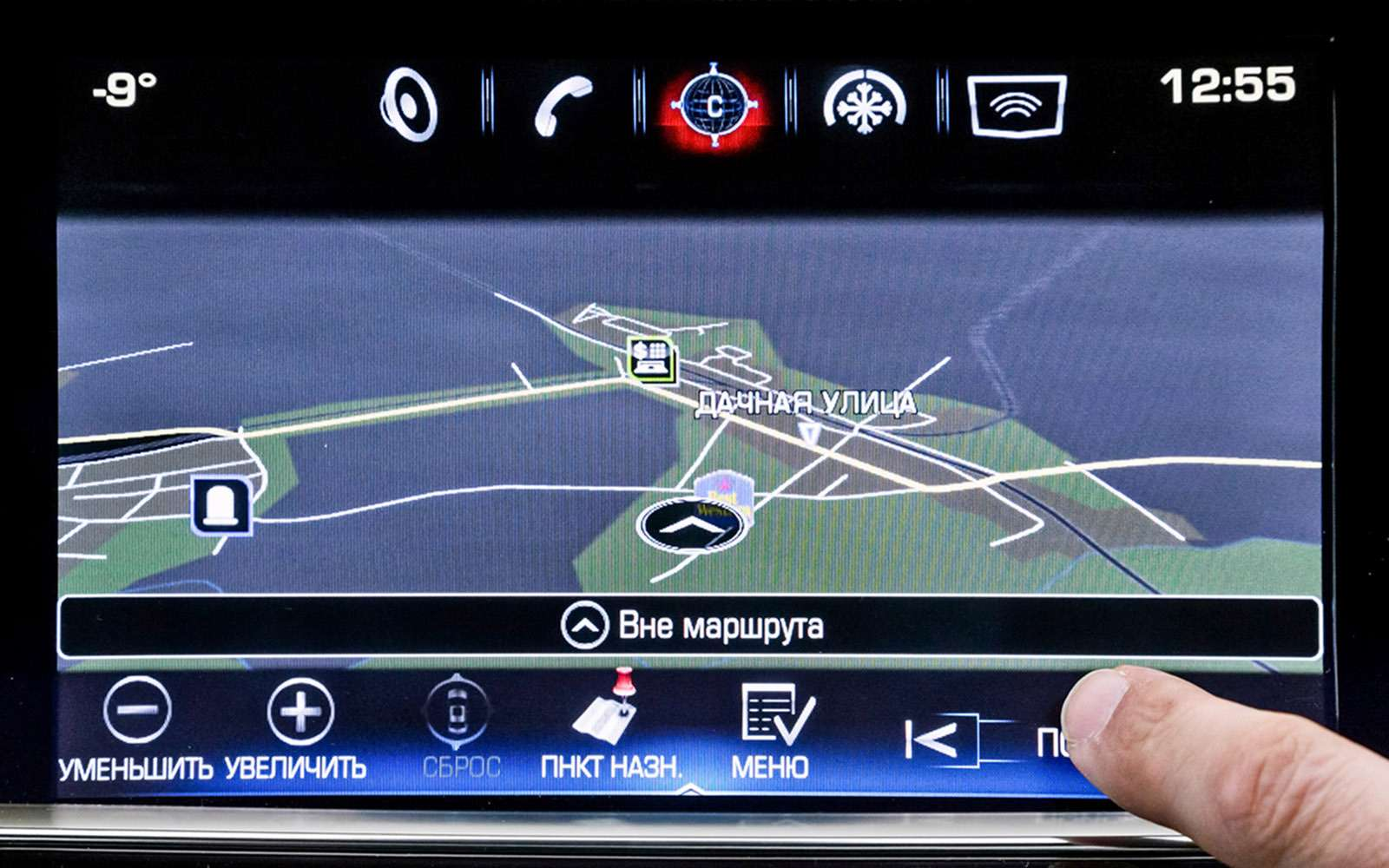 Тест премиум-кроссоверов: Lexus RX350, Cadillac XT5и Jaguar F-Pace— фото 721797
