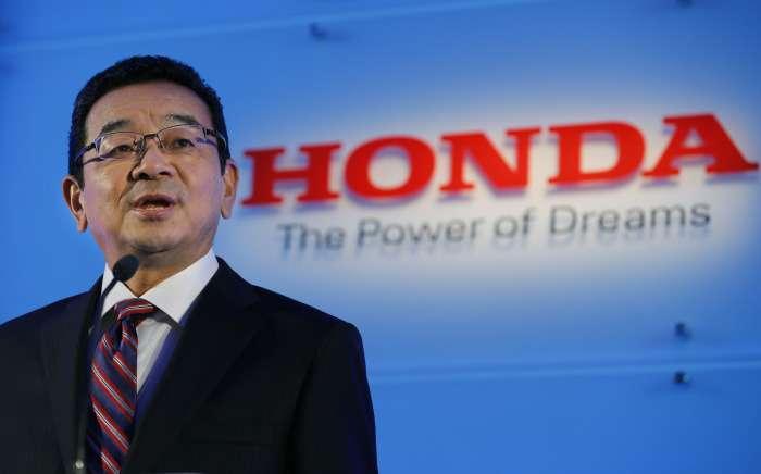Новый глава Honda Такахиро Хачиго