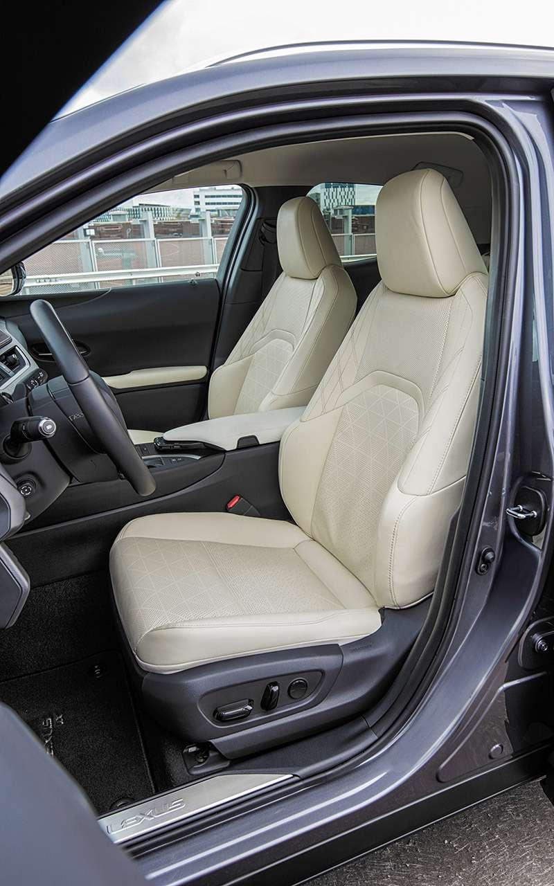 Новый кроссовер Lexus UX— первый тест-драйв— фото 908094
