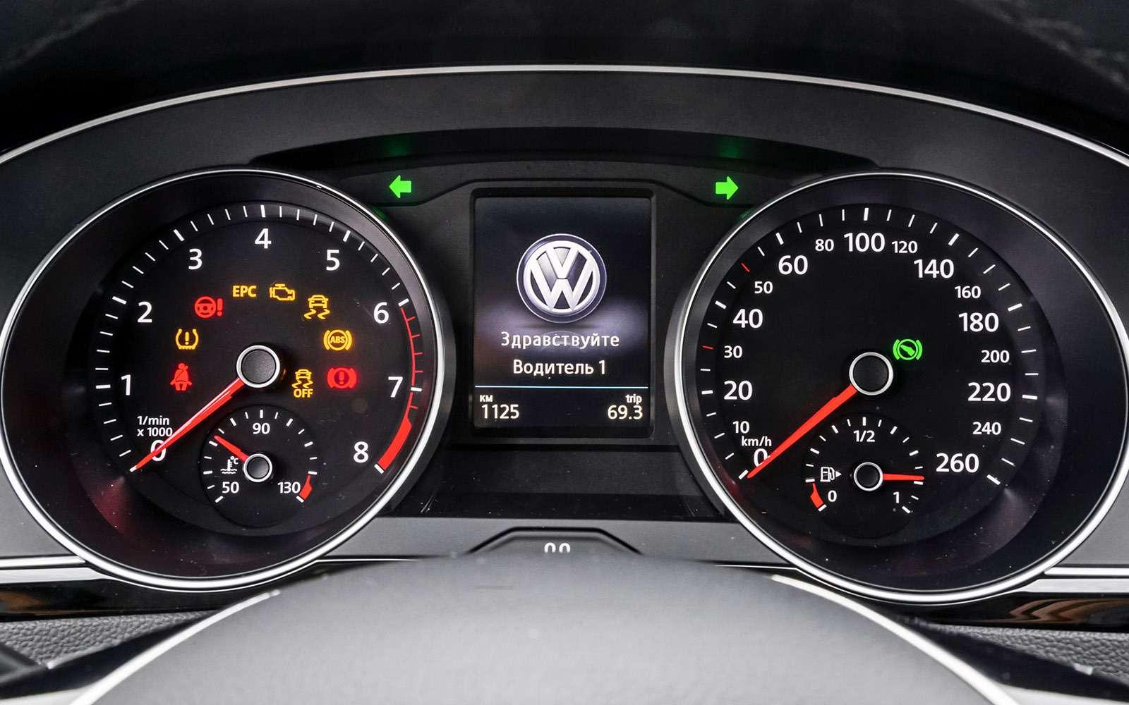 Volkswagen Passat Variant или Alltrack: зачто доплата?— фото 693503