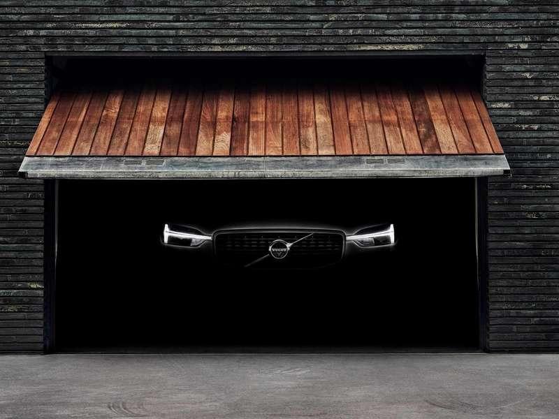 Volvo XC60 нового поколения приедет вЖеневу