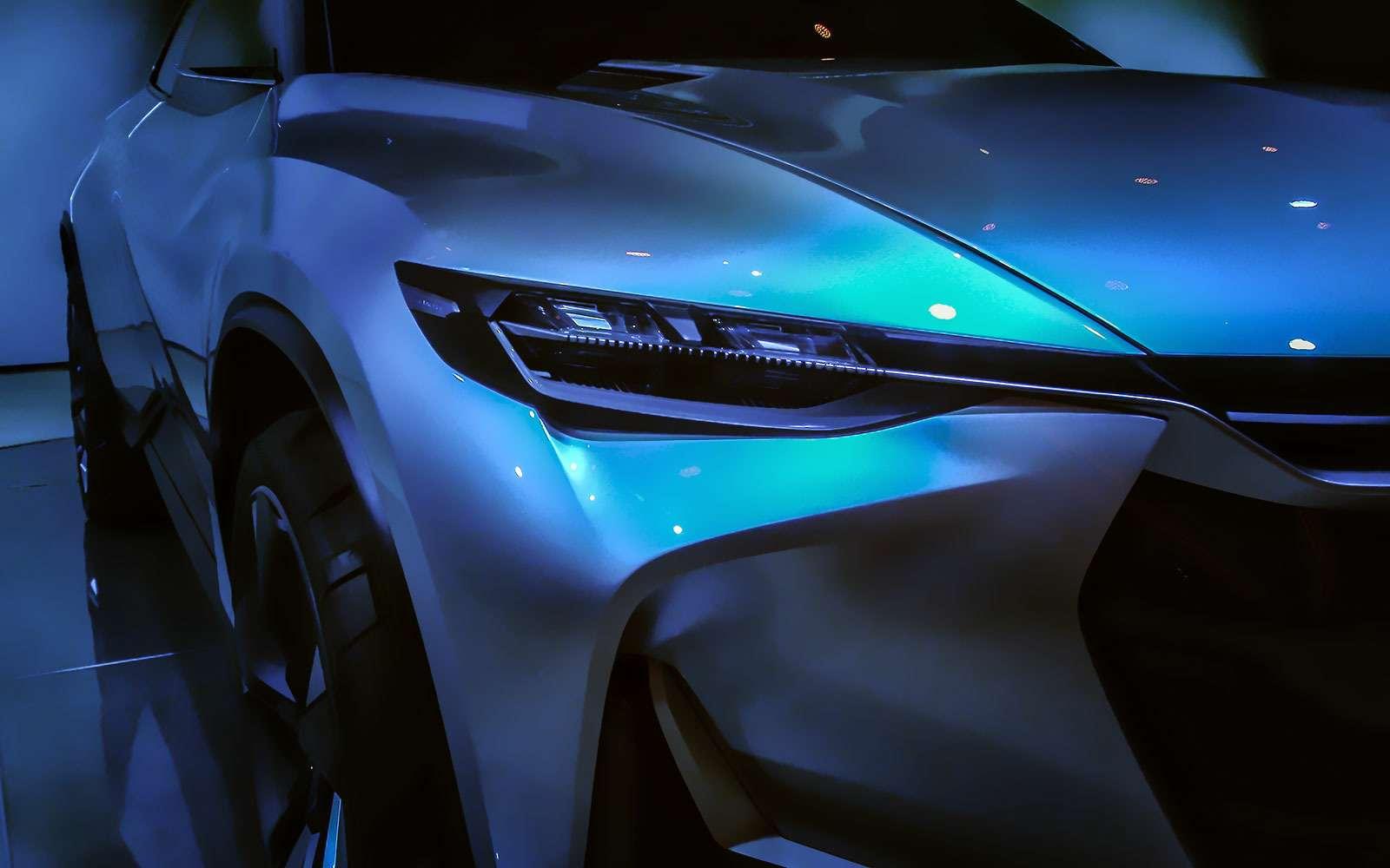 Новый Tiggo 5, будущая Camry идругие: онлайн-трансляция сШанхайского автосалона— фото 739322
