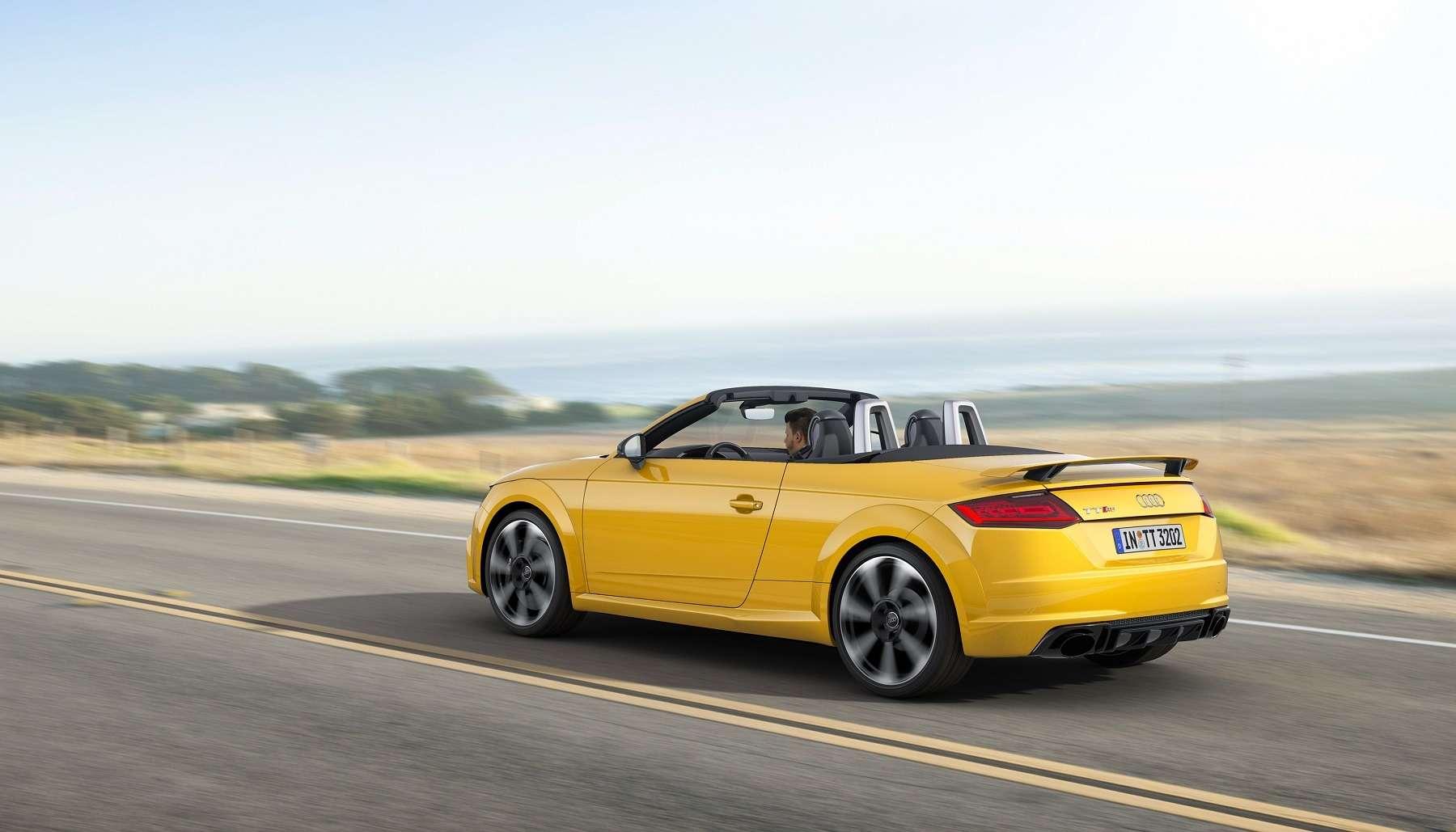 Новый Audi TTRSдосчитал допяти— фото 580003