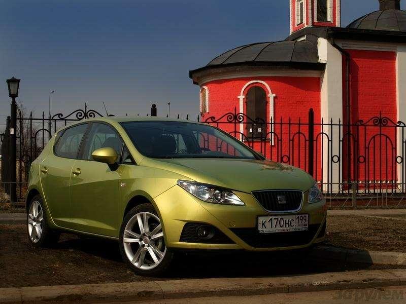 SEAT New Ibiza: SEAT неVolkswagen?— фото 6685