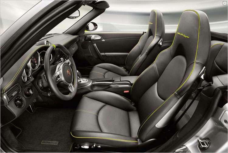 Начался прием заказов нагибрид Porsche 918 Spyder
