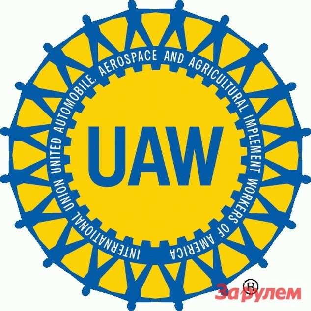 Эмблема UAW