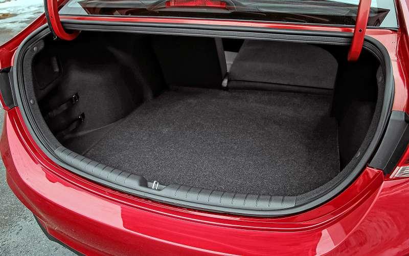 Багажник Hyundai Solaris 2