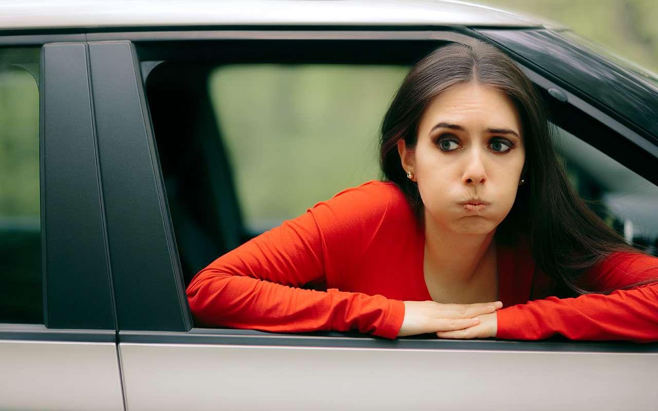 Жену иребенка укачивает вавтомобиле. 11способов избежать проблемы— фото 981541
