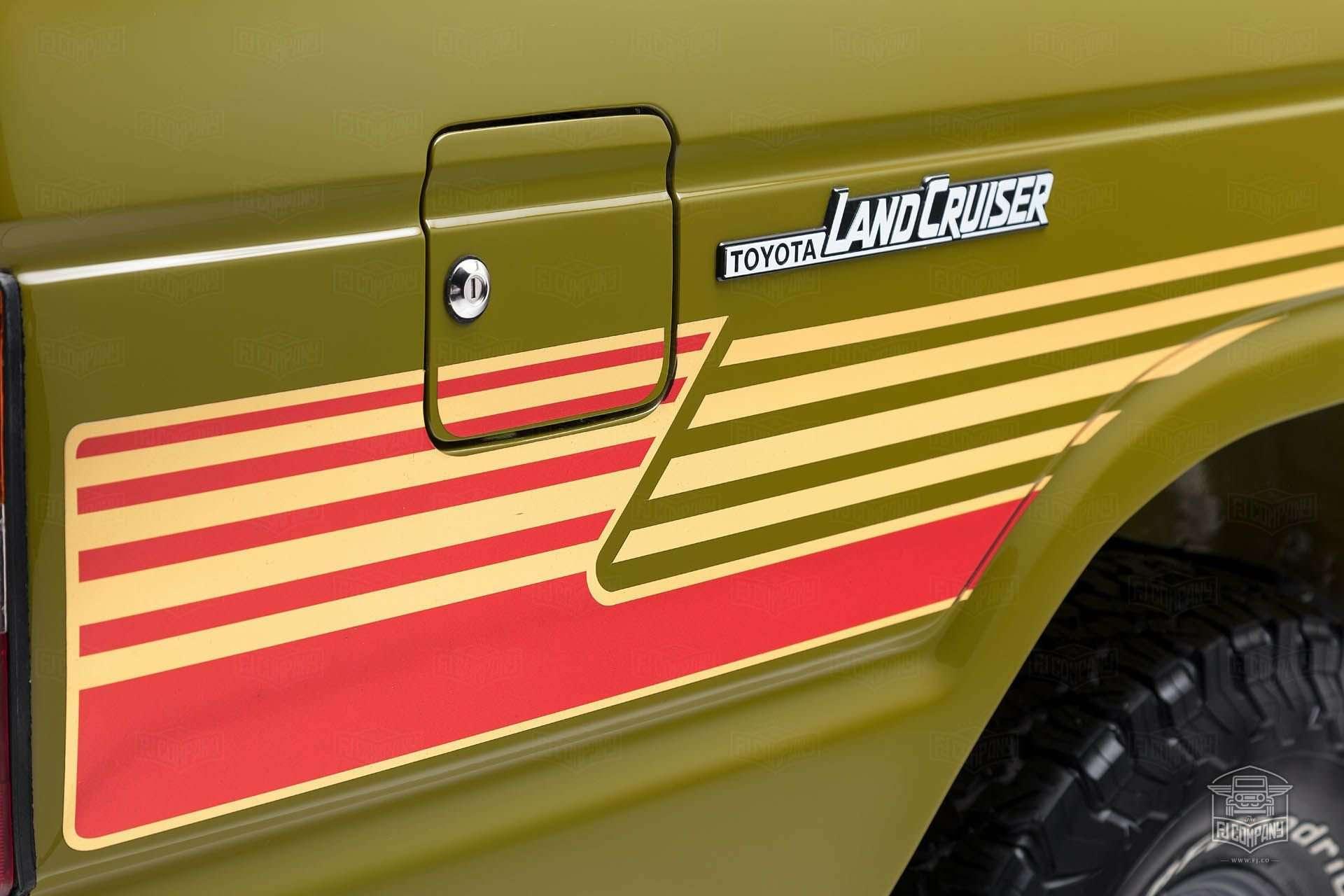 Абсолютно новый Toyota Land Cruiser 1986 года. Да, такое бывает!— фото 877225