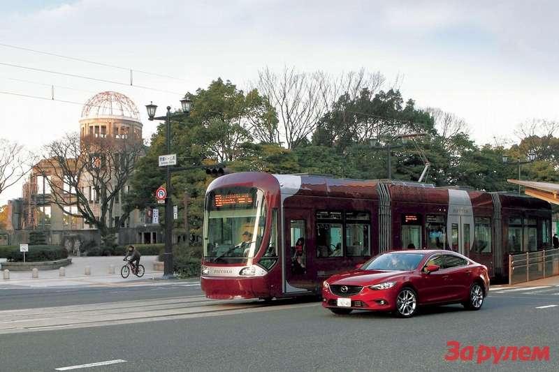 Mazda6ASV 5 Japan 2013 jpg72