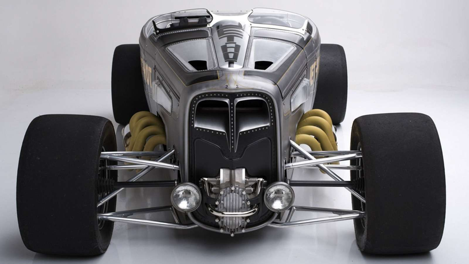 Ford Dragster 3