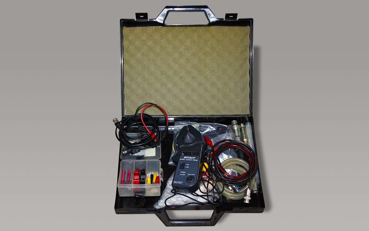 Диагностика дизельных двигателей— исследование ЗР— фото 798468