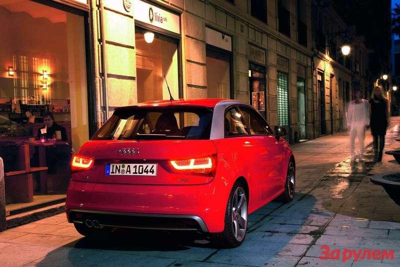 Audi A1S Line