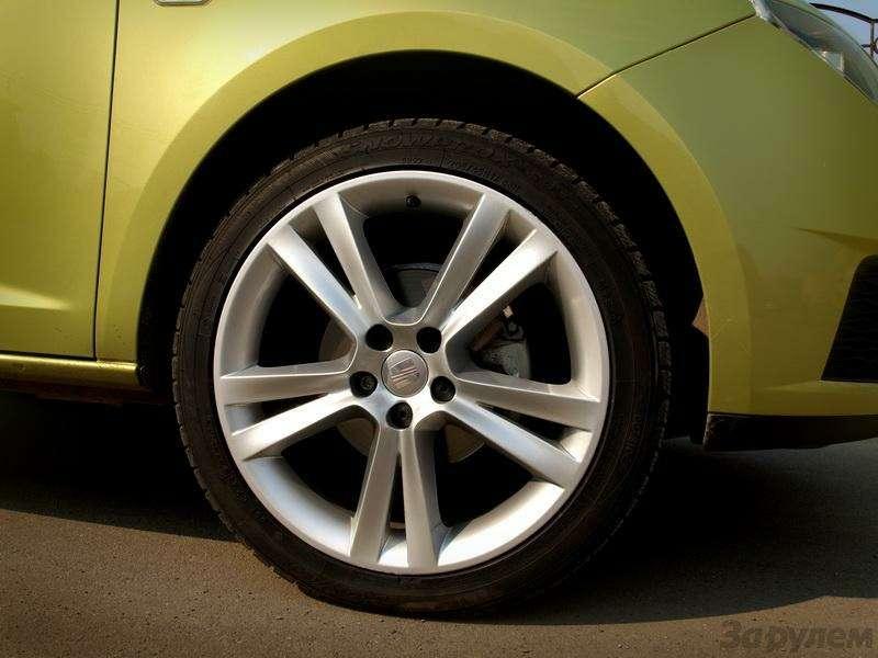 SEAT New Ibiza: SEAT неVolkswagen?— фото 6683