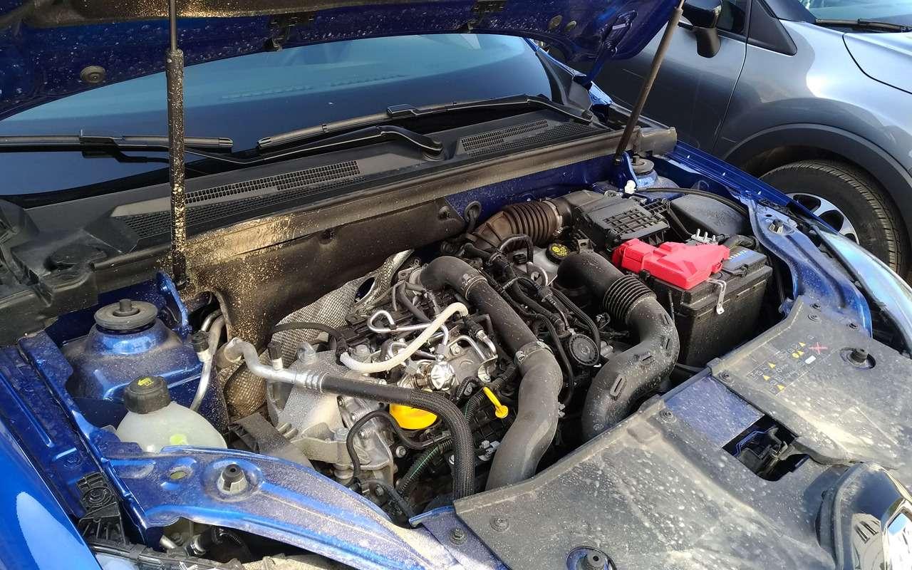 Честный тест-драйв Renault Arkana (вроли владельца)— фото 1264064
