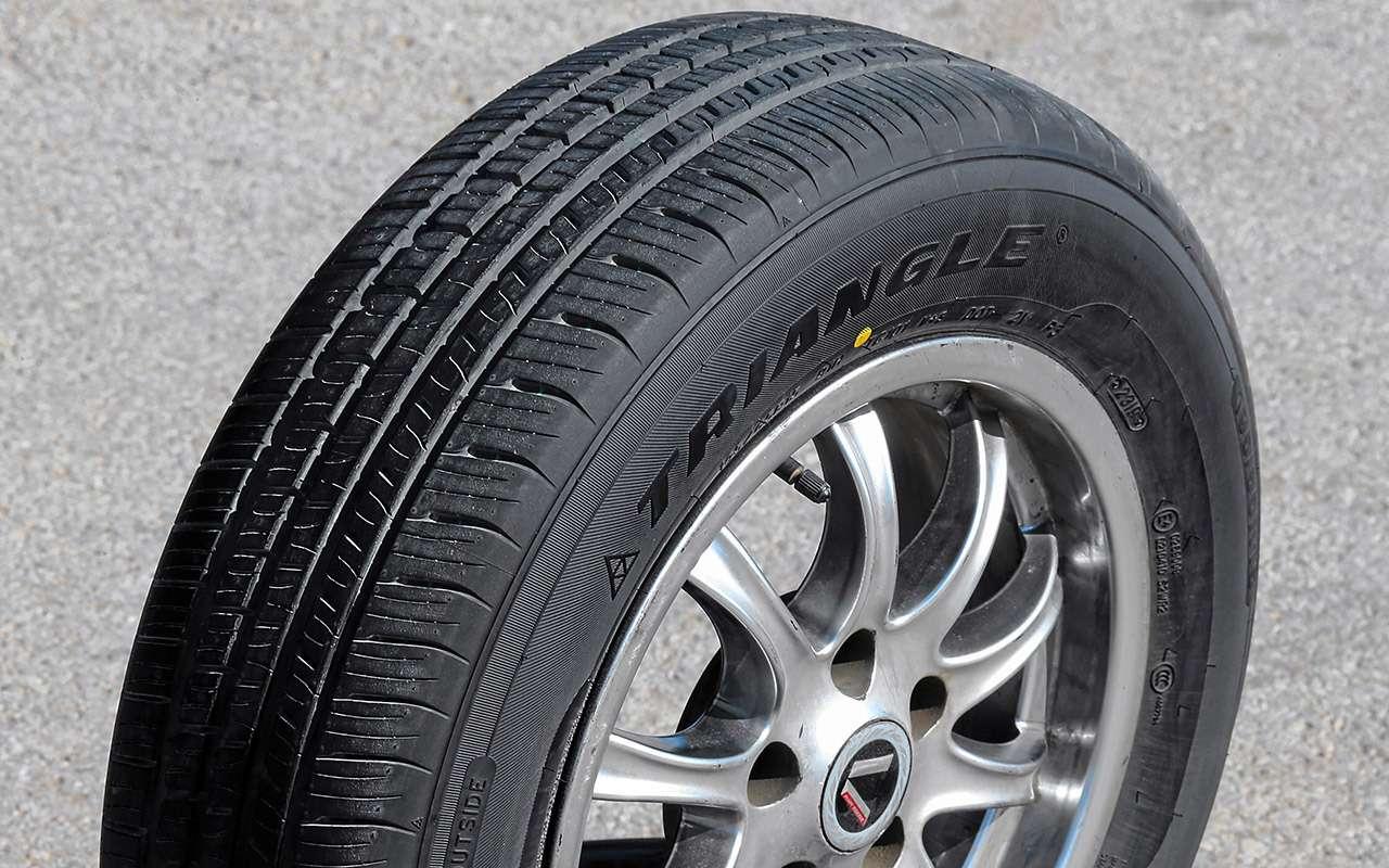 Летние 15-дюймовые шины— большой тест «Зарулем»— фото 1096834