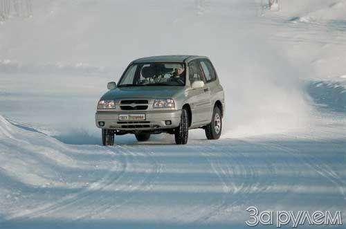 Suzuki Grand Vitara. ИЗДИНАСТИИ САМУРАЕВ— фото 23437